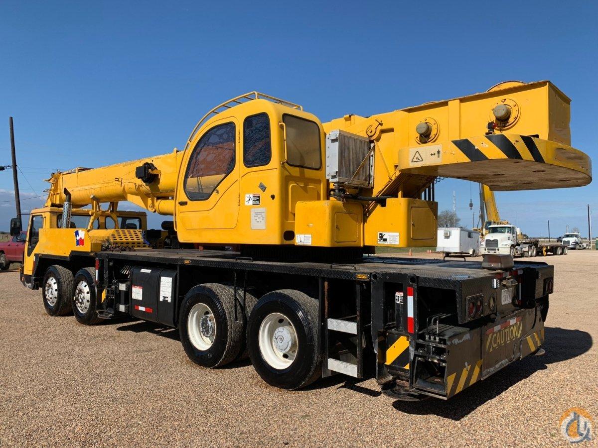 Tools and Equipment: Crane Truck
