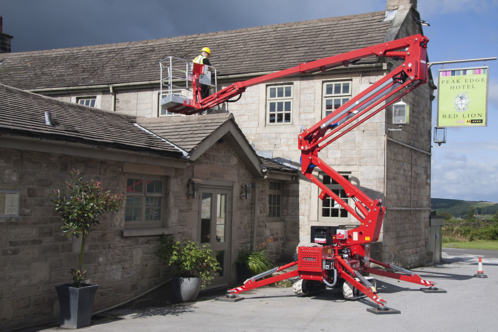 Tools and Equipment: Spider Lifts